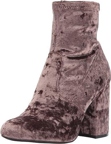 Steve Madden Wohommes Gaze Ankle démarrageie, MUSH Room Velvet, 5.5 M US