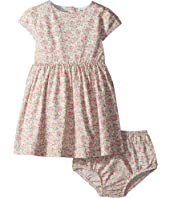 Floral Cotton Dress & Bloomer (Infant)