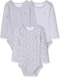 Tommy Hilfiger Baby Baby 3-Pack Baby Bodysuits Gift Box
