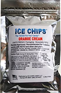 ice chips candy ingredients