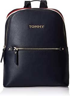 Tommy Hilfiger TH Corporate Backpack, Tommy Navy, Aw0Aw06822