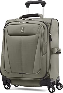 9a98ed1e7 Travelpro Luggage Maxlite 5 International Expandable Carry-on Spinner,  Slate Green