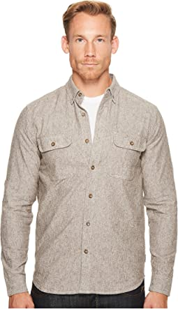 Royal Robbins - Headwall Chambray Long Sleeve Shirt