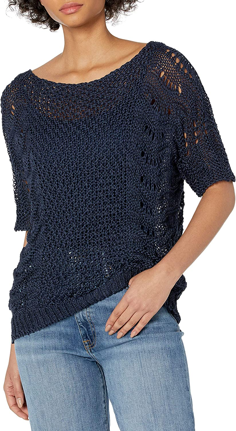 M Made in Italy 正規品送料無料 Women's Knit 春の新作続々 Sleeve Short Sweater