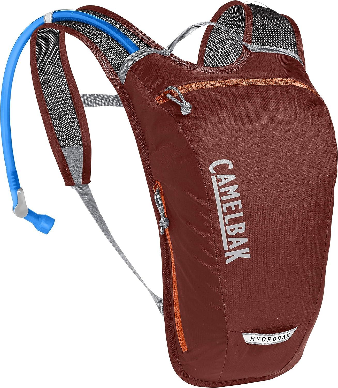 CamelBak Hydrobak Light Bike Hydration Excellence New Free Shipping 50oz Ko Fired Brick Pack