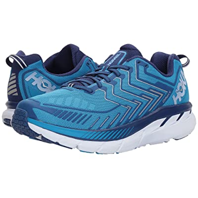Hoka One One Clifton 4 (Diva Blue/True Blue) Men