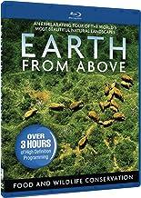 Earth From Above: Food & Wildlife Conservation [Edizione: Stati Uniti] [USA] [Blu-ray]