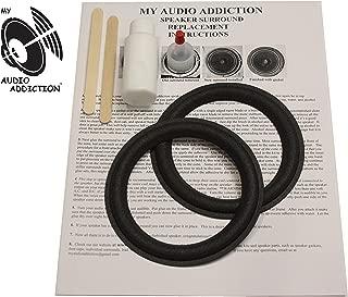Speaker Surround Repair Kit For 5.25