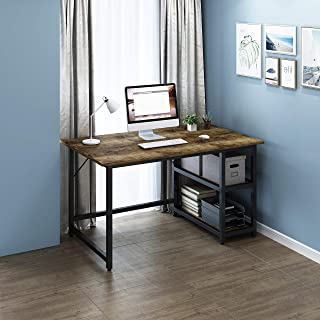 Oshimei Writing Computer Desk 47inch Home Office Desk...