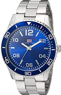 U.S. Polo Assn. Men's Analog-Quartz Watch with Alloy...