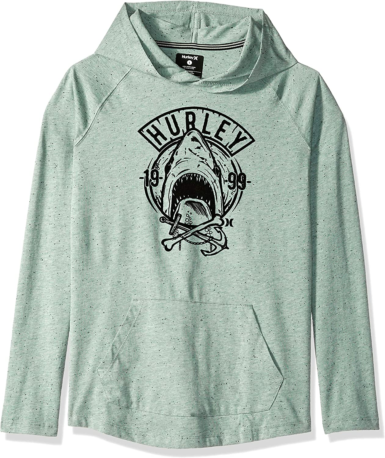 Hurley Outstanding Boys' Pullover Outlet SALE Hoodie