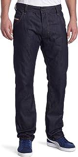 Diesel Men's Krooley Regular Slim Carrot Leg Jean 008QM