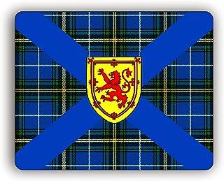 Nova Scotia Tartan Flag Mouse Pad