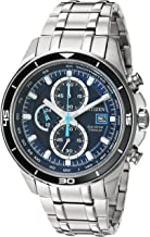 Citizen Watches Men's CA0349-51L Eco-Drive