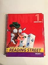 Scott Foresman Reading Streets, Grade 3, Unit 2, Vol 1, Teacher edition