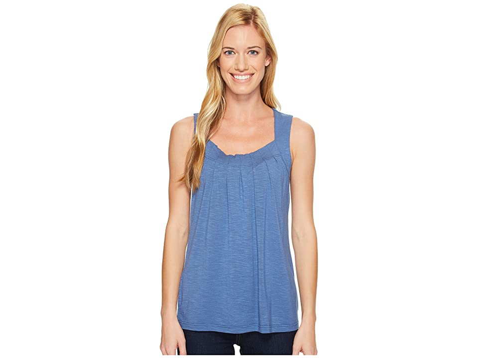 Royal Robbins Noe Tank Top (Blue Sea) Women