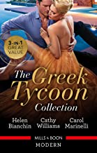 Greek Tycoon Collection/The Greek Tycoon's Virgin Wife/At the Greek Tycoon's Bidding/Blackmailed into the Greek Tycoon's B...