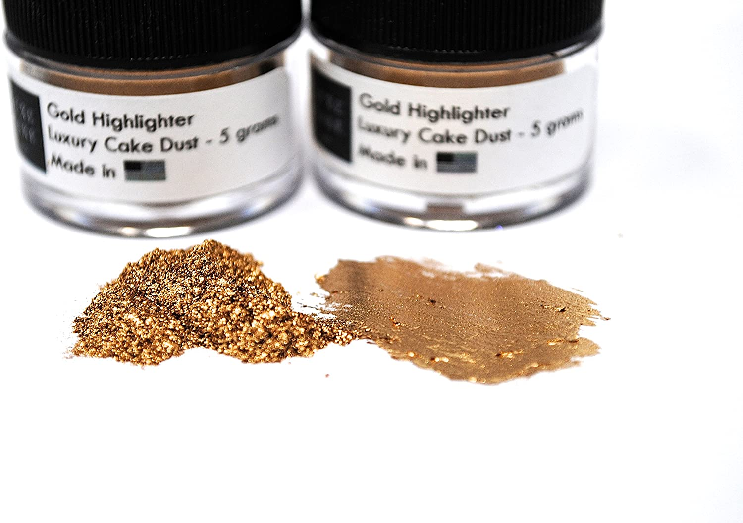 Luxe Cake 2 Fees free!! pack Gold Highlighter grams t Factory outlet Luxury Dust 10
