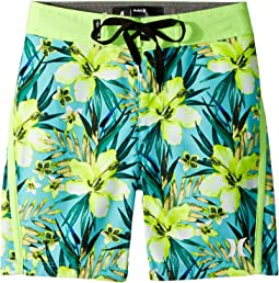 Hurley Kids Garden Boardshorts (Little Kids)