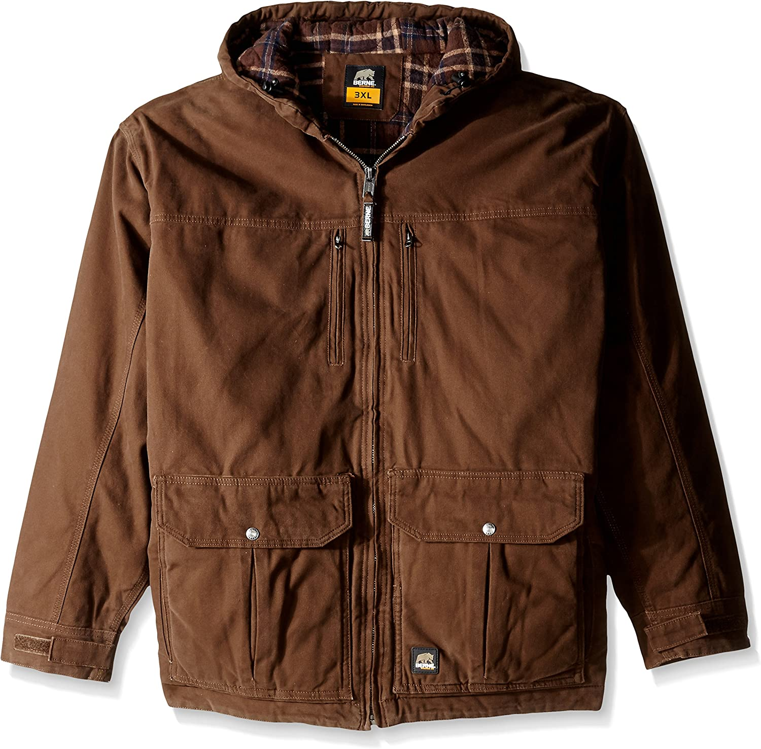 Berne Echo One One Concealed Carry Coat