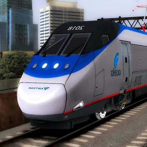 Bullet Train Simulator-Treiber - Bahnfahr 2019