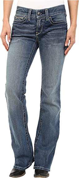 Ariat - R.E.A.L.™ Riding Jeans Whipstitch in Rainstorm