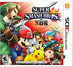 nintendo 3ds xl smash bros