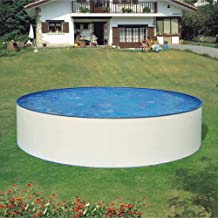Stahlwandpool rundform 400x105 cm