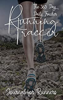 Running Tracker: The 365 Day Daily Tracker
