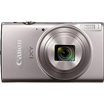 Canon キヤノン コンパクトデジタルカメラ IXY650 シルバー 光学12倍ズーム IXY650(SL)