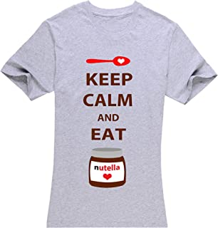 Best keep calm and eat nutella shirt Reviews