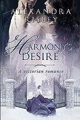 Harmony's desire: A victorian romance (English Edition) Format Kindle