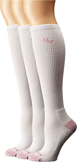 3-Pack Over the Calf Socks
