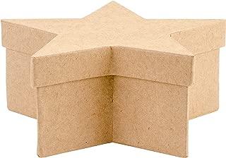 Art Alternatives MVPM06206 Paper-Mache Star Set 3/Pkg