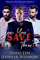 Can You Save Them: Federal Paranormal Unit (Terror and Passion Book 2) Kindle Edition