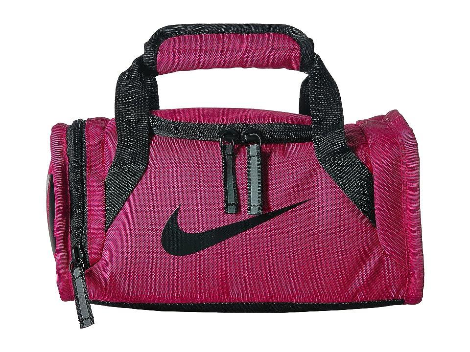Nike Kids Brasilia Insulated Duffel (Rush Pink) Duffel Bags