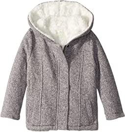 O'Neill Kids - Bunny Hug Zip Hooded Fleece Hoodie (Toddler/Little Kids)