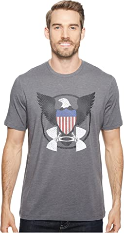 Under Armour - UA USA Eagle Tee