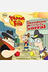Phineas and Ferb: Showdown at the Yo-Yo Corral (Disney Storybook (eBook)) Kindle Edition