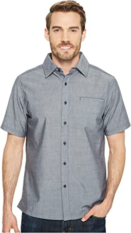 Everyday Exploration Chambray Short Sleeve Shirt