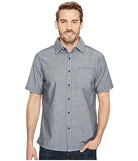Everyday Exploration Chambray Short Sleeve Shirt