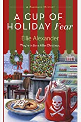 A Cup of Holiday Fear: A Bakeshop Mystery Kindle Edition