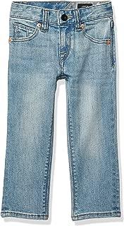 Volcom Boys Y1931501 Vorta Youth Denim Jeans