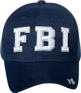 dcca93c03 Amazon.com: fbi hats - Hats & Caps / Accessories: Clothing, Shoes ...