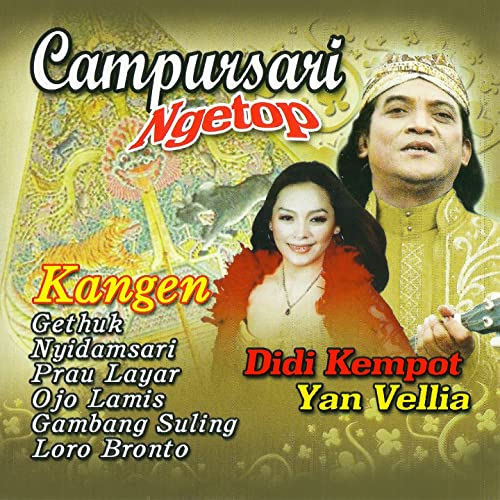 Sakit rindu (feat. Yan vellia) by didi kempot on amazon music.