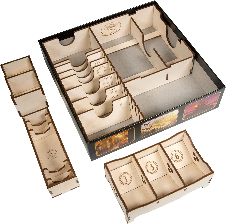 Broken Token Box Organizer for 7 Wonder Duel (2017)