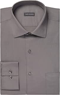 Men's Dress Shirt TALL FIT Stain Shield Stretch (Big and...