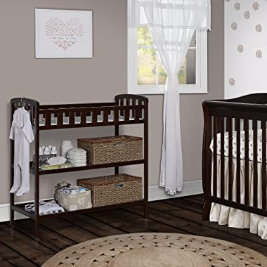 Dream On Me Emily Changing Table in Espresso