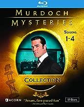 Murdoch Mysteries Collection: Seasons 1 - 4
