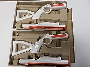 Wii / Wii U Cabela's Top Shot Peripheral Gun x 2 (Includes: Two Guns)